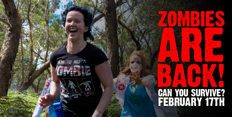 Zombie are back!