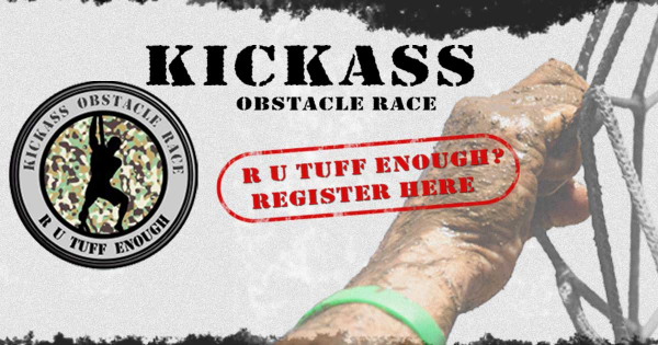 Kickass Obstacle Race - Obstacle Race / Mud Run