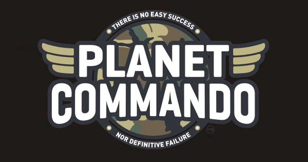 Planet Commando - Obstacle Race / Mud Run
