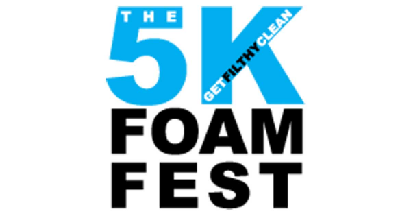 5k Foam Fest - Obstacle Race / Mud Run