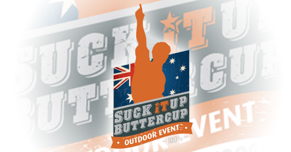 Suck It Up Buttercup - Obstacle Race / Mud Run