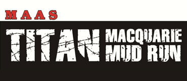 Titan Macquarie Mud Run TAS