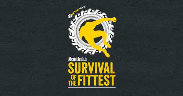 Mens Health Survival of the Fittest - Obstacle Race / Mud Run