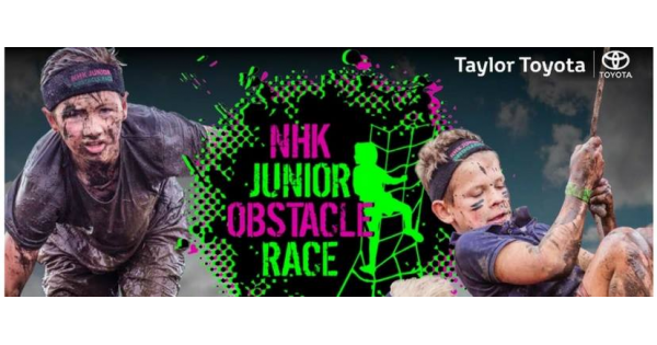 - Obstacle Race / Mud Run in VIC