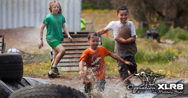 - Obstacle Race / Mud Run in WA